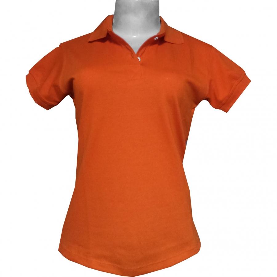 a13316fe34f74 Camiseta Tipo Polo Dama - Industrias Tezzarol SAS
